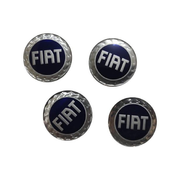 Adesivo Fiat - Pneus Norte Sul - Serviços e Acessórios